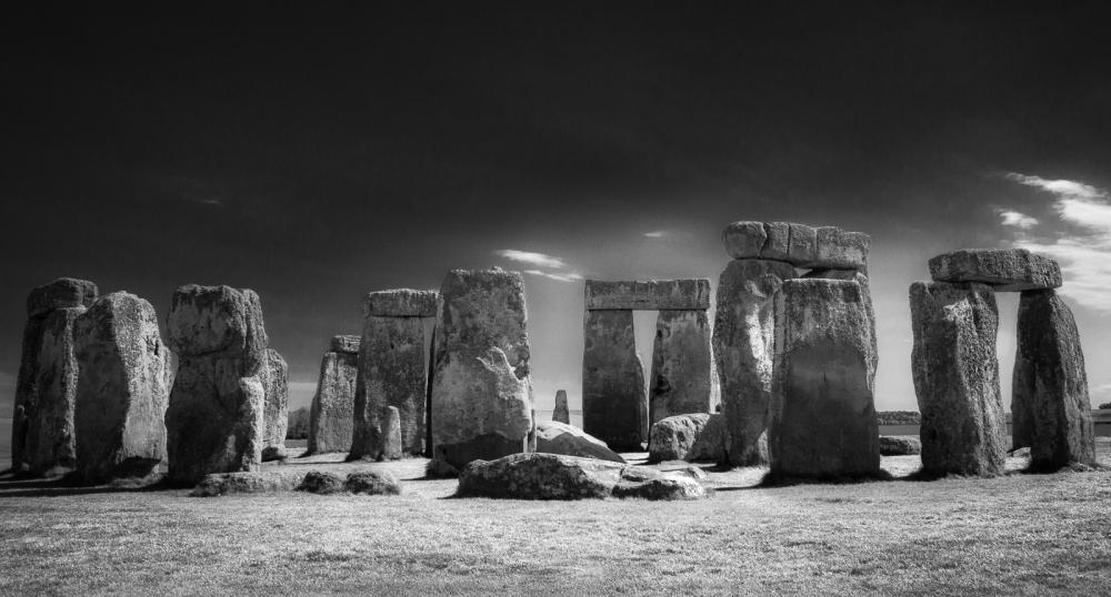 22 Mystic Stones by Jim Turner