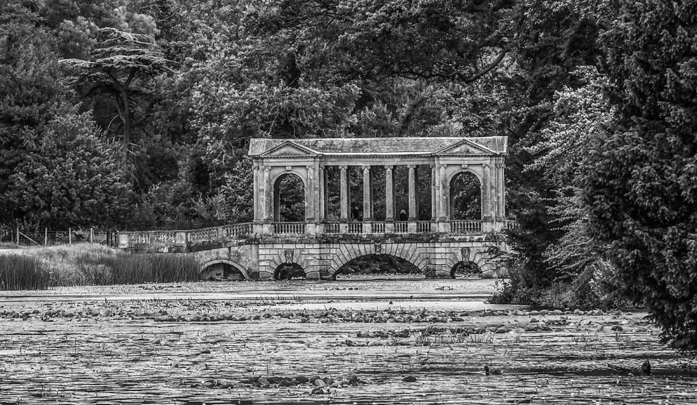30 The Palladiam Bridge Stowe by Richard Anthony