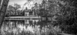 09 Across The Lake At Stowe by Richard Anthony