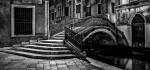 30 Ponte De Le Bande By Night by James McCracken