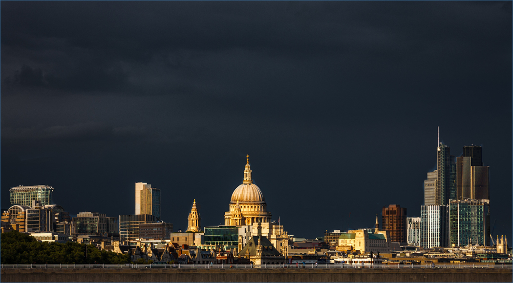 13 Majestic Skyline by Jim Turner