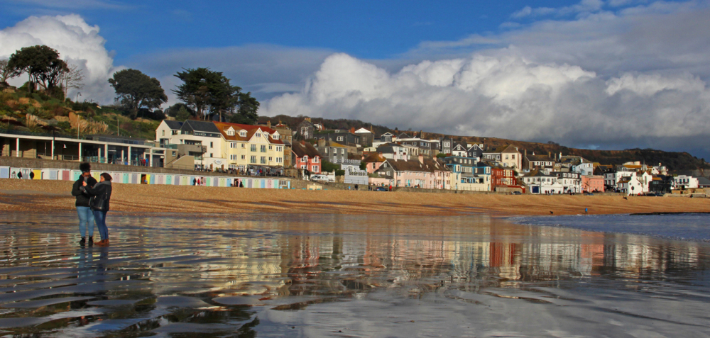 23 Lyme Regis Reflections by Ian Shaw