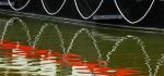 03 Narrowboat Reflections by Ian Shaw