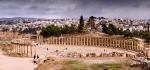 04 Jerash Old And New by Linda van Geene