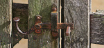 22 Old Gate Latch by Philip Byford