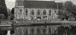 Marlow Church by Philip Byford
