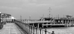 Swanage Pier by Mike Mitchell