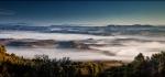 Misty November morning by James McCracken